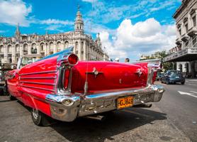 American Car Tour Havana