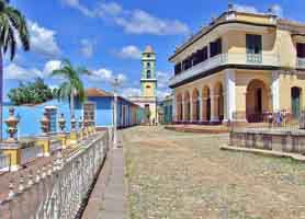Hotels Trinidad Cuba Travel Services