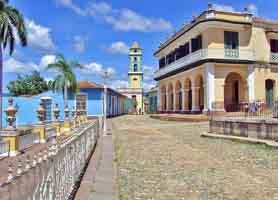 Hotels Trinidad Cuba