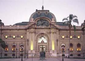 Museo-Nacional-de-Bellas-Artes Habana