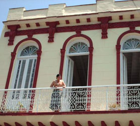 Casa Particular Havana with Cuba Travel Services